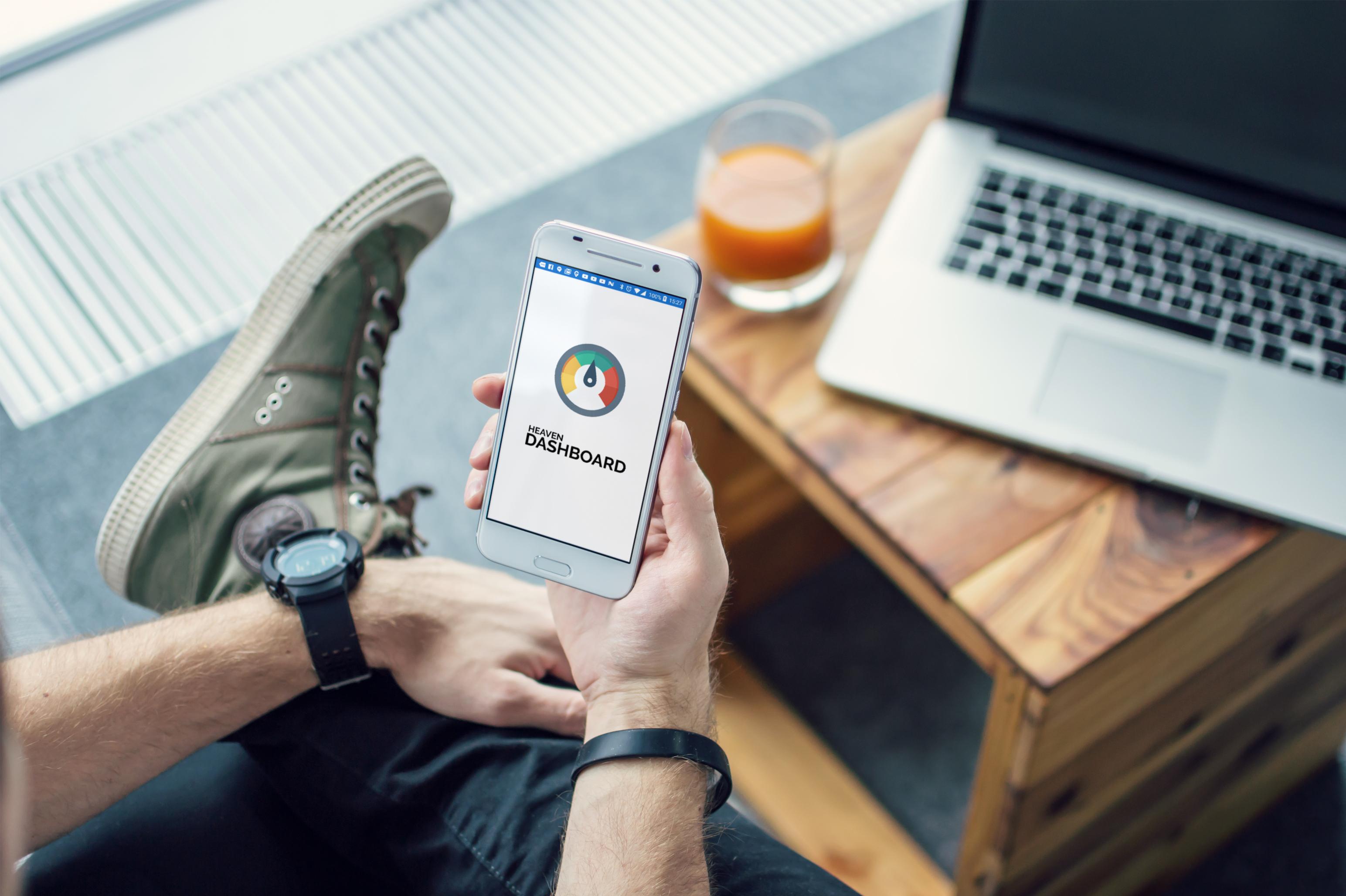 Como generar tu token de Heaven Apps
